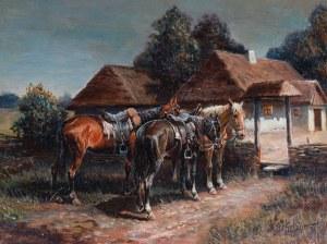 Sheloumoff Afanasy (afanasij Iwanowicz Szełumow)