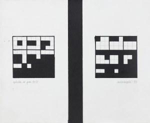 Winiarski Ryszard, SPIRALA W GRZE 3 X 3, 1999