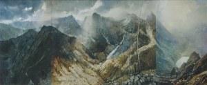 Duda Gracz Jerzy, FANTAZJA TATRZAŃSKA (TRYPTYK), 1994