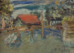 Cybis Jan, CZERWONY DASZEK, OK. 1965-1966