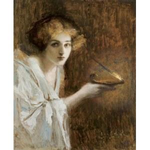 Styka Jan, QUO VADIS. LIGIA Z KAGAŃCEM, 1904-1912
