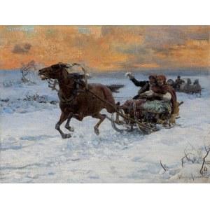 Wierusz-Kowalski Alfred, SANNA, 1890-1900