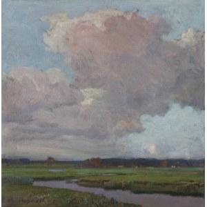 Popowski Stefan, OBŁOKI, 1915