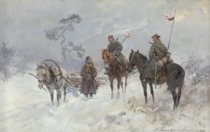 Wasilewski Czesław (I. Zygmuntowicz), PYTANIE O DROGĘ