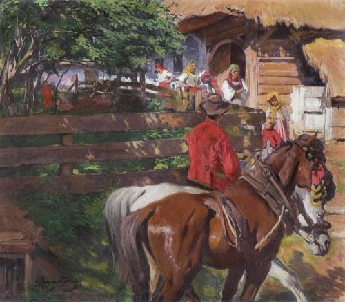 Tetmajer Włodzimierz, SWATY, OK. 1900