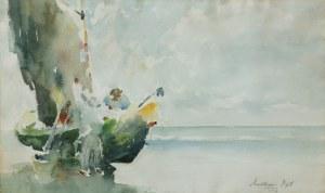 Mokwa Marian, POWRÓT Z POŁOWU, 1927