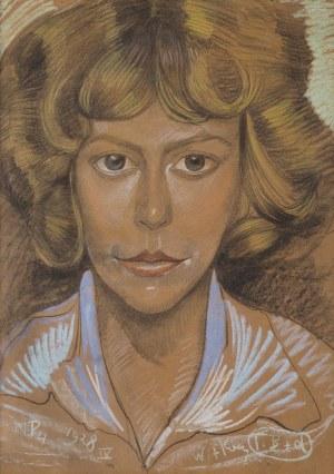 Witkiewicz Stanisław Ignacy, PORTRET JADWIGI ZIĘBINY, IV 1928