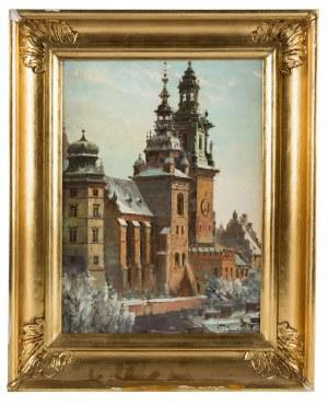 Władysław Chmieliński (1911 Warszawa – 1979 tamże), Katedra na Wawelu