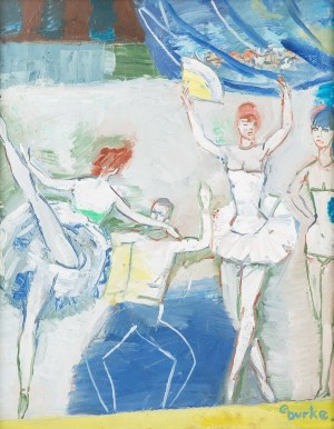Edmund Burke (1912-1999), Impresje baletowe, 1965 r.