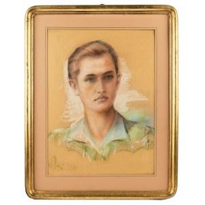 Józef Kidoń (1890 Rudzica – 1968 Warszawa), Portret młodzieńca
