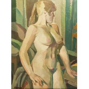 Tadeusz Kamasa (1924-2003), Akt kobiecy