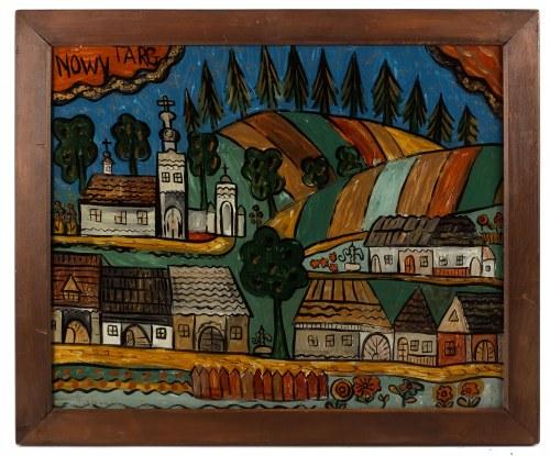 Ewelina Pęksowa (ur. 1923 r.), Nowy Targ