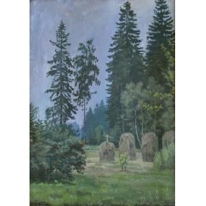 Jan Wałach (1884-1979), Dzień lipcowy, 1960