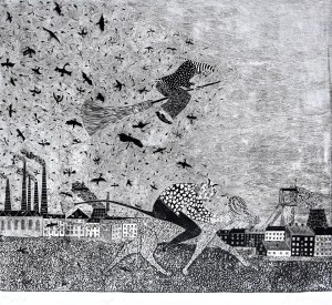 Jan Nowak (Ur. 1939), Szalony wyścig, 1985