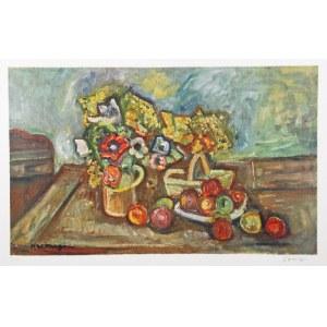Pinchus KRÉMEGNE (1890-1981), Martwa natura