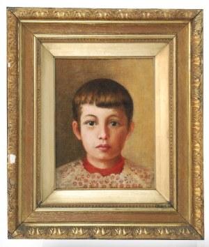 Feliks SYPNIEWSKI (1830-1902), Chłopiec