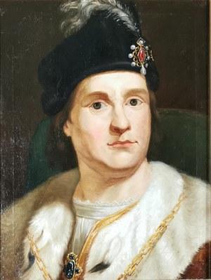 Marcello BACCIARELLIEGO (1731-1818) według, Portret Jana Olbrachta