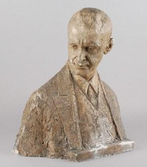 Konstanty LASZCZKA (1865-1956), Portret Ksawerego Lewkowicza