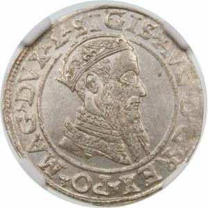 Zygmunt II August, Czworak 1567, Wilno – L/LITV