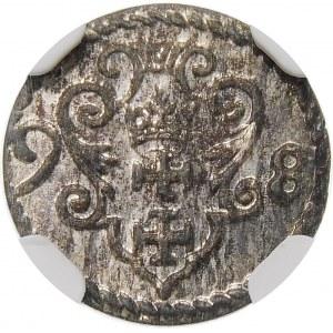 Zygmunt III Waza, Denar 1598, Gdańsk - poprawić zdjęcia