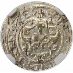 Zygmunt III Waza, Szeląg 1600, Ryga