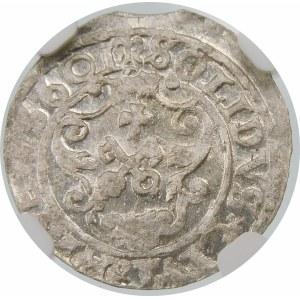 Zygmunt III Waza, Szeląg 1601, Ryga