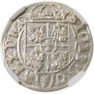 Zygmunt III Waza, Półtorak 1617, Bydgoszcz – Sas w tarczy owalnej – SIGI ... P M D