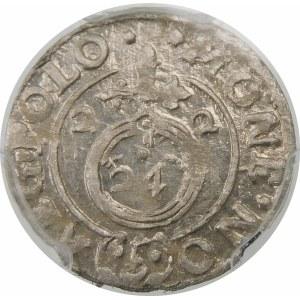 Zygmunt III Waza, Półtorak 1622, Bydgoszcz – Sas w tarczy owalnej