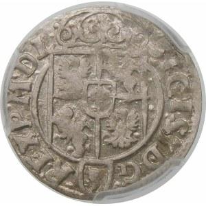 Zygmunt III Waza, Półtorak 1623, Bydgoszcz – Sas w tarczy owalnej