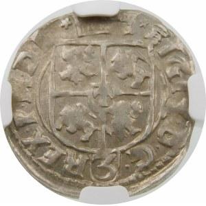 Zygmunt III Waza, Półtorak 1615, Kraków – Awdaniec