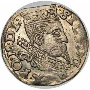 Zygmunt III Waza, Trojak 1598, Wschowa – F – 98