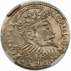 Zygmunt III Waza, Trojak 1600, Ryga