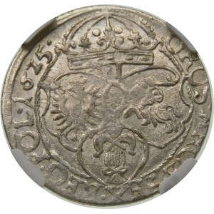 Zygmunt III Waza, Szóstak 1625, Karków – Sas