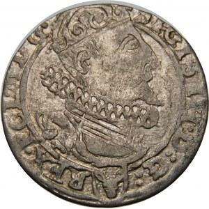 Zygmunt III Waza, Szóstak 1626, Karków – Półkozic – błąd M D G
