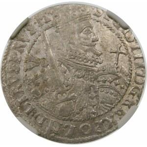 Zygmunt III Waza, Ort 1622, Bydgoszcz – PRVS M – rzadsza Pogoń