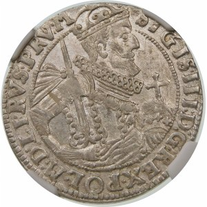 Zygmunt III Waza, Ort 1624, Bydgoszcz – PRV M
