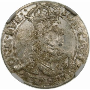 Jan II Kazimierz, Szóstak 1662 TT, Bydgoszcz – z obwódkami