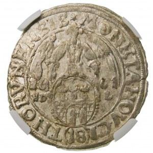 Jan II Kazimierz, Ort 1661, Toruń – H D - L