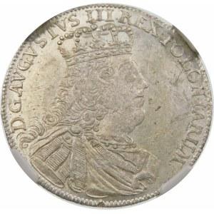 August III Sas, Tymf 1753, Lipsk