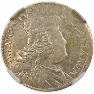 August III Sas, Ort 1753 EC, Lipsk