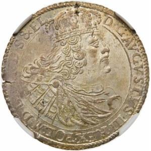 August III Sas, Ort 1760 REOE, Gdańsk – hybryda