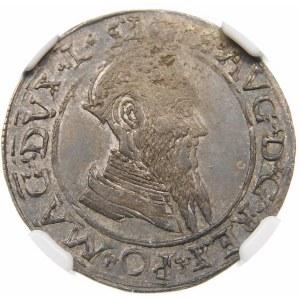 Zygmunt II August, Czworak 1566, Wilno – L/LITV