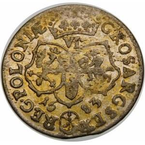 Jan III Sobieski, Szóstak 1683 TLB, Bydgoszcz