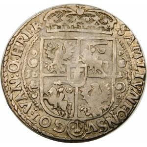 Zygmunt III Waza, Ort 1621, Bydgoszcz – PRVS M – ciekawostka