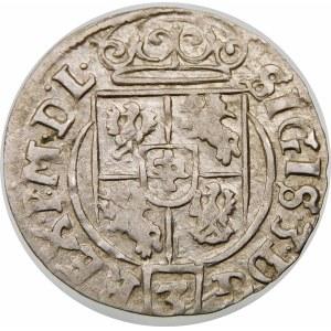 Zygmunt III Waza, Półtorak 1625, Bydgoszcz – Półkozic – z4