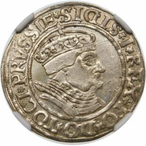 Zygmunt I Stary, Grosz 1534, Toruń - wariant