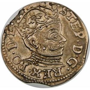 Stefan Batory, Trojak 1582, Ryga – rozety