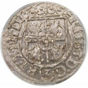 Zygmunt III Waza, Półtorak 1621, Bydgoszcz – Sas w tarczy owalnej – wariant