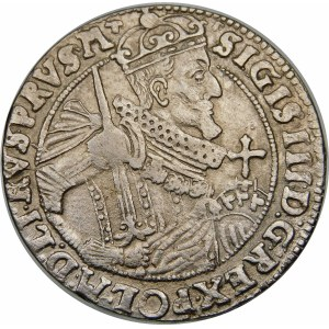 Zygmunt III Waza, Ort 1624, Bydgoszcz – PRVS M