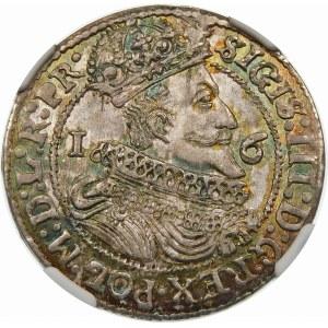 Zygmunt III Waza, Ort 1625, Gdańsk – PR – super